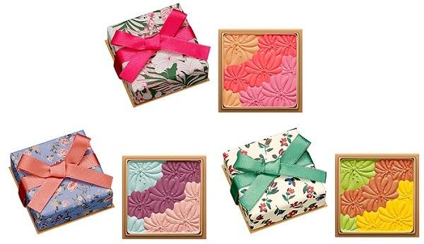 ポール&ジョー ボーテ「Floral Shoppe」アイカラーCS