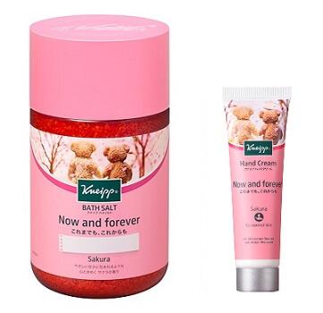 クナイプ 桜の香り