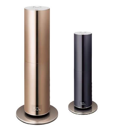 d-design「クレベリン®LED ハイブリッド式加湿器」