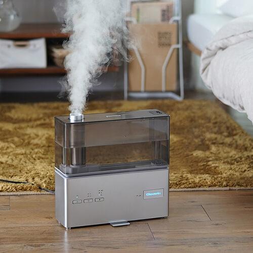 d-design「クレベリン®LED 超音波式加湿器」設置例