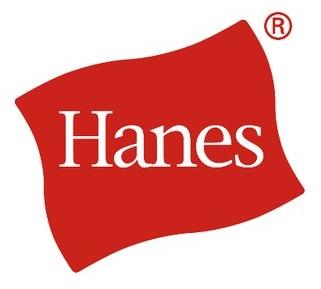 Hanes(ヘインズ)のロゴ
