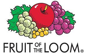 FRUIT OF THE LOOM(フルーツ オブ ザ ルーム)のロゴ