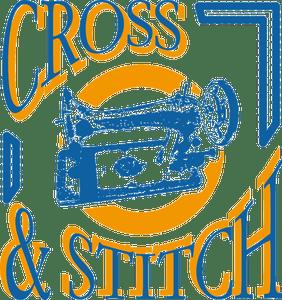 CROSS&STITCH(クロス・アンド・スティッチ)のロゴ